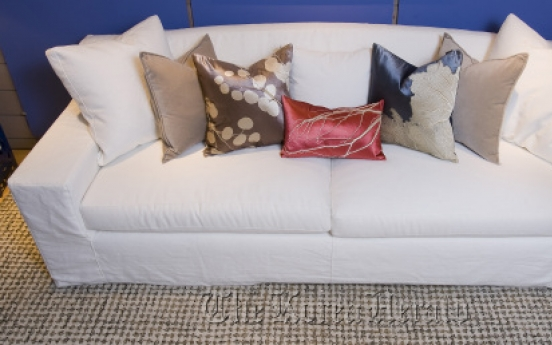 Cushions can change the mood of a room