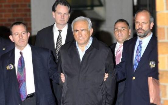 Strauss-Kahn sex crime case shocks world