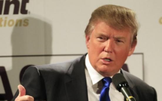 Trump won't run for White House