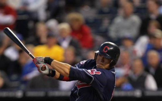 Choo, Indians blitz Mazzaro for 14 runs in 19-1 drubbing