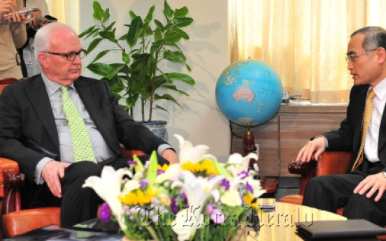 'U.S. may send delegation to N.K. over food aid'