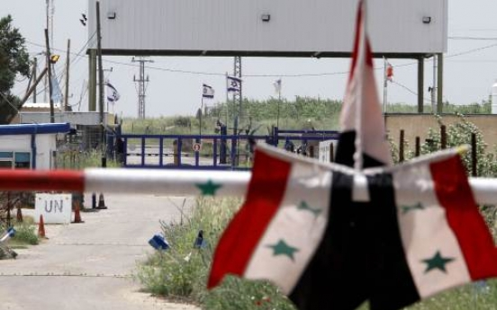 Assad stands to gain from Israel unrest
