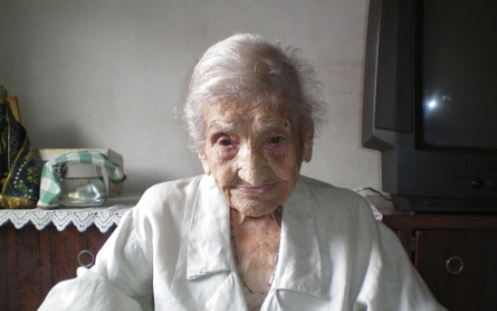 Brazilian woman is world's oldest person: Guinness