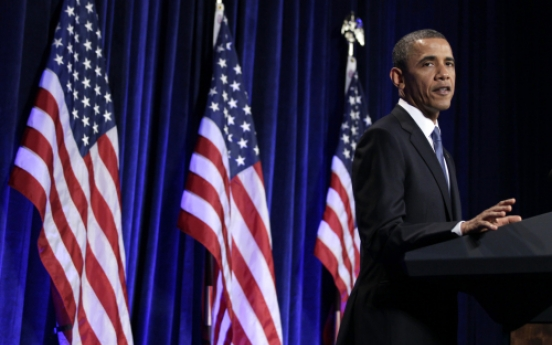 Obama tells Israel: Go back to 1967 borders