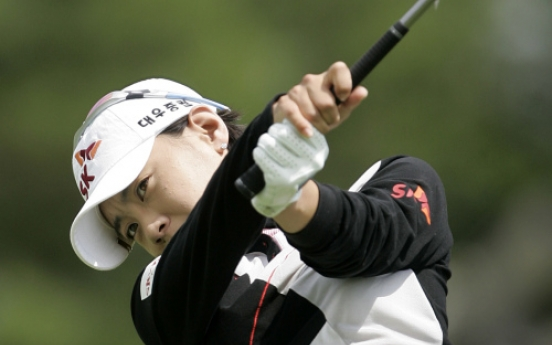 Choi Na-yeon wins but Shin upset at LPGA Match-Play