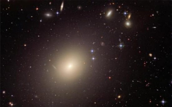 Study finds dark energy exapands universe