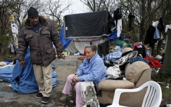 Complicated problems still exist after Tent City rescue