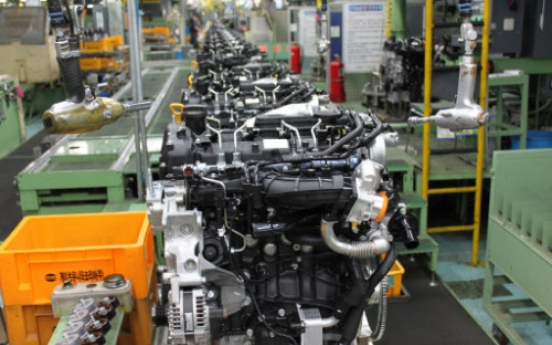 Carmakers face output cut on parts firm strike