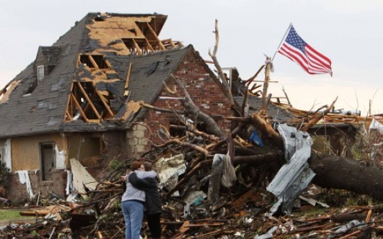 Death toll from US tornado climbs to 116
