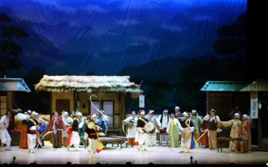 Opera festival to stage two original Korean operas