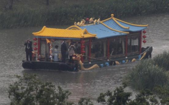 N.K. leader's China visit shows crucial ties
