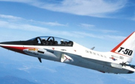 Korea signs deal to export trainer jets to Indonesia