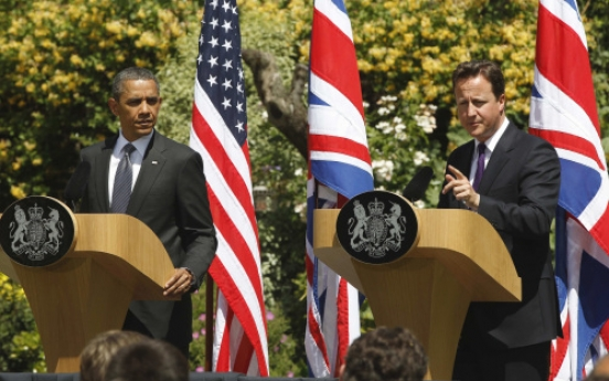 Obama: West leadership role still strong
