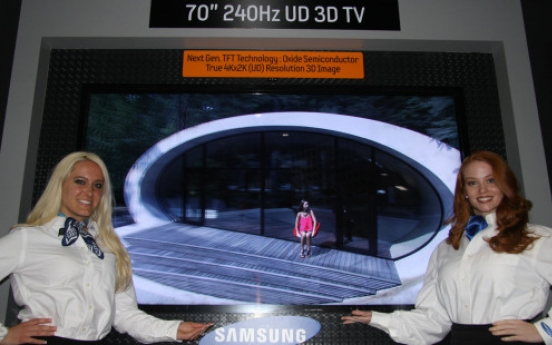 Watching too much 3-D TV could harm eyes: report