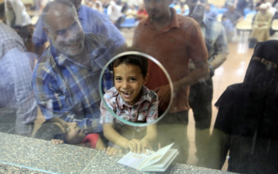 Egypt reopens its border with Gaza