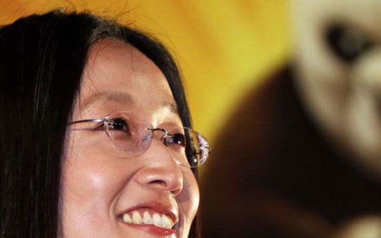 Jennifer Yuh Nelson breaks new ground with 'Kung Fu Panda 2'