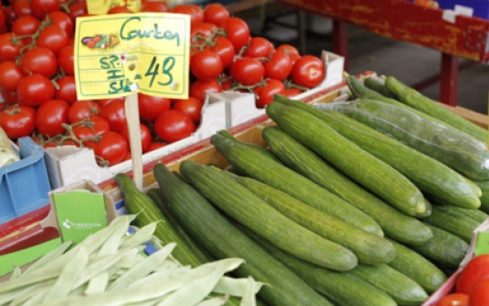 More feared dead in Germany from contaminated cucumbers