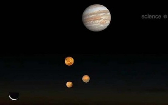 Four planets will converge on last week of May