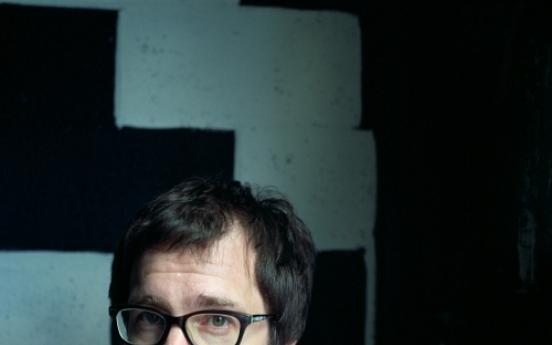 Music like 'interpretive dance' for rock pianist Ben Folds