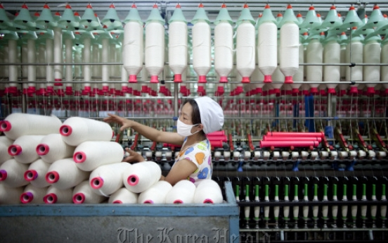 China says manufacturing slows in May