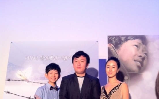'Winter Butterfly' tells poignant tale of suffering in N.K.
