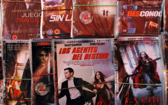 Mexico's crime groups grabbing lucrative market for pirated goods