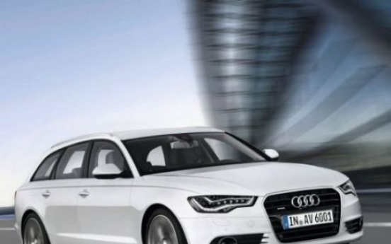 Audi launches next generation A6 Avant