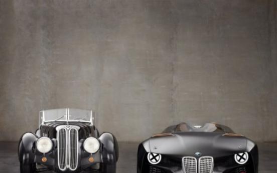 BMW pays tribute to 1930s sports car