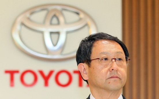 Toyota pledges to overtake BMW in Korea