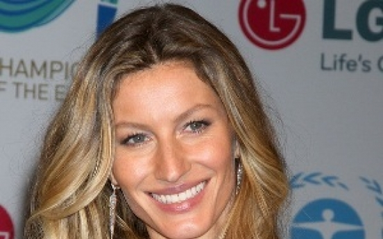 Gisele Bundchen expected to become 1st billionaire model