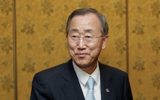 UN chief virtually certain to get second term