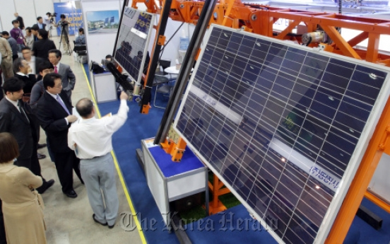More firms plow money into solar energy
