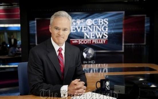 Pelley begins as 'CBS Evening News' anchor
