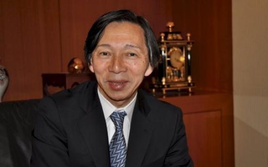Japan envoy optimistic about Korea ties