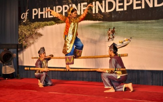 Month of festivals for Philippines Embassy