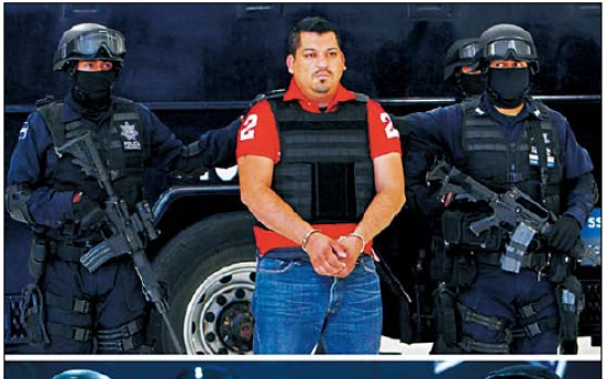 Mexico's gangs adopt 'Narco Polo' fashion