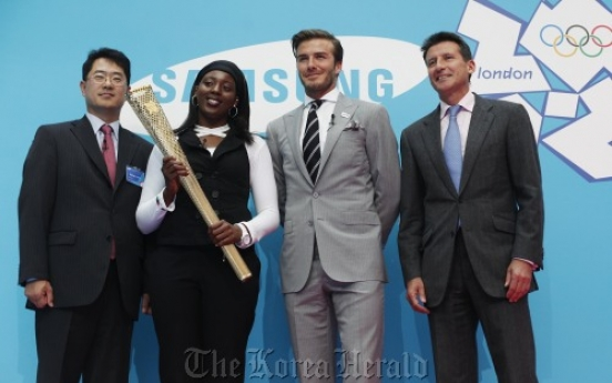Samsung Electronics begins Olympic promotion
