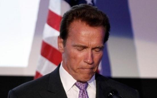 Schwarzenegger's mistress breaks silence