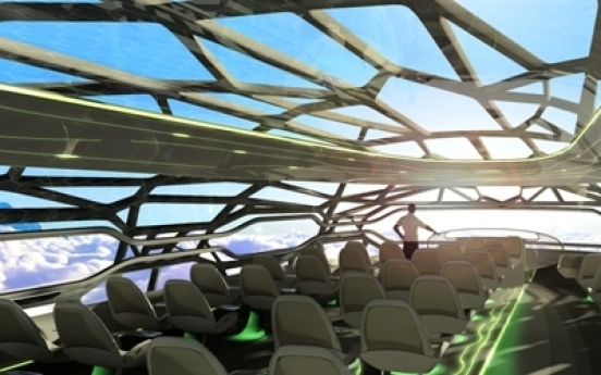 Airbus to introduce see-through plane by 2050