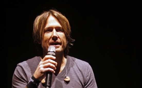 Keith Urban lets fans 'Get Closer' on new tour