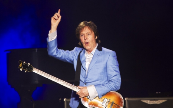 McCartney's solo debut deserves second listen