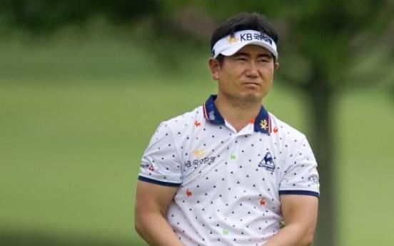 Yang settles for third
