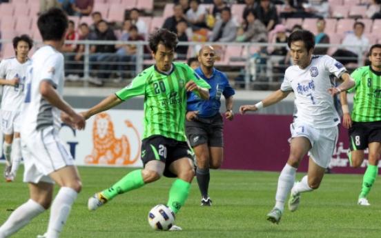 Lee Dong-gook and Jeonbuk Motors set sights on league title