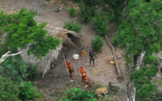 Brazil identifies uncontacted tribe