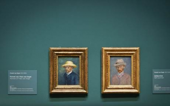 Van Gogh painting of brother found