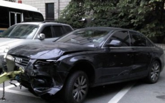 Police confirm Daesung's car killed motorcyclist