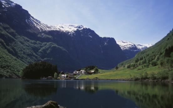 Norwegian fjords offer pure natural splendor