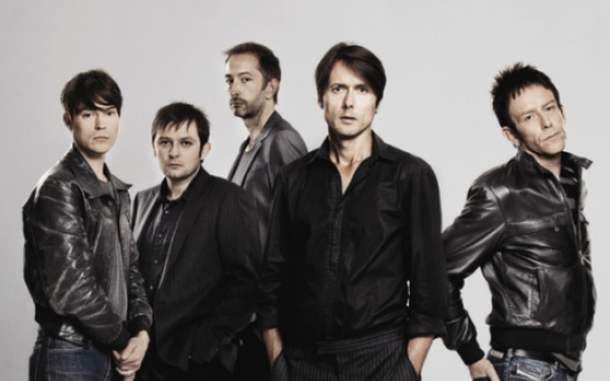 [Herald Interview] Suede's 'Beautiful Ones' to rock final stage at Jisan