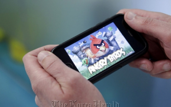 Smartphones spur social game boom
