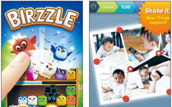 4 Korean iPhone apps make it to top 10 paid list in Asia